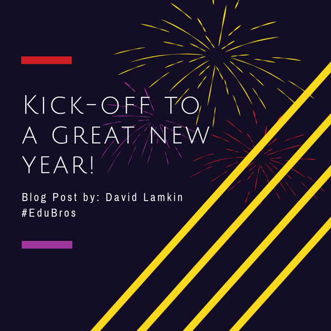 Kick-Off to a Great New Year!
