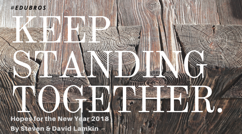 Keep Standing Together Image
