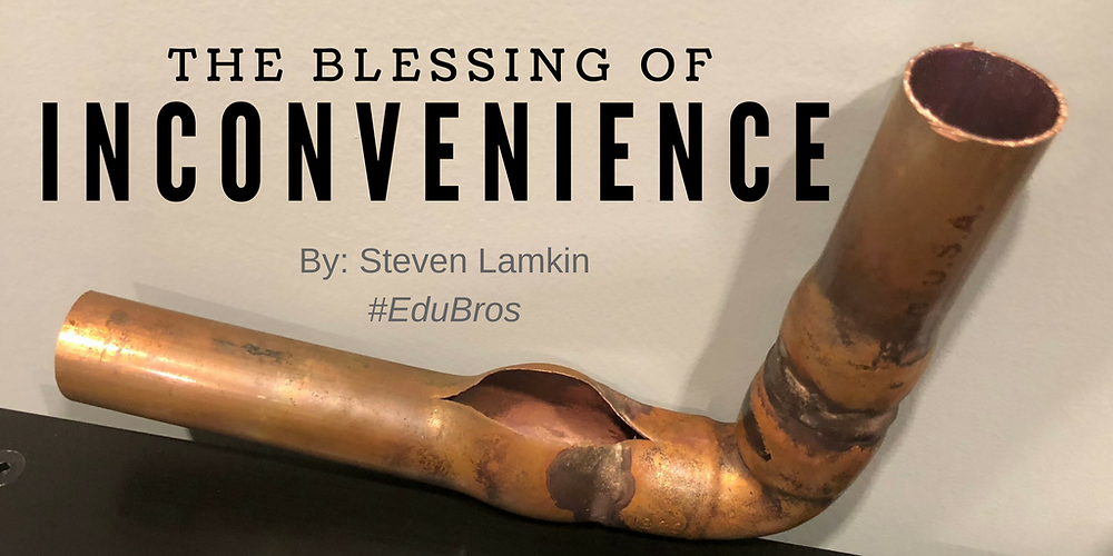 BlessingsOfInconveniene