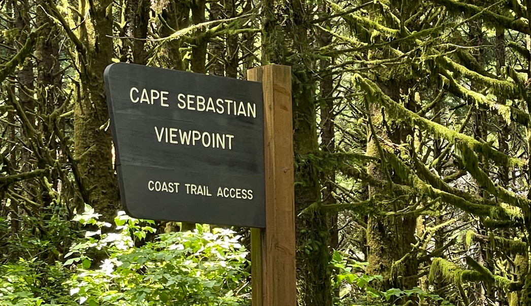 Cape Sebastian, Hwy 101, Oregon Coast