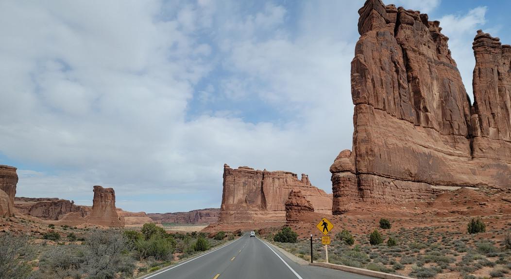 Arches National Park, Moab, Utah.