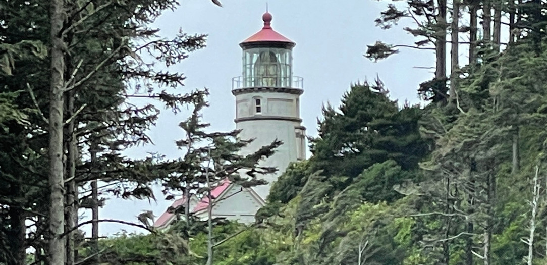 Haceta Head Lighthouse, Florence, Oregon