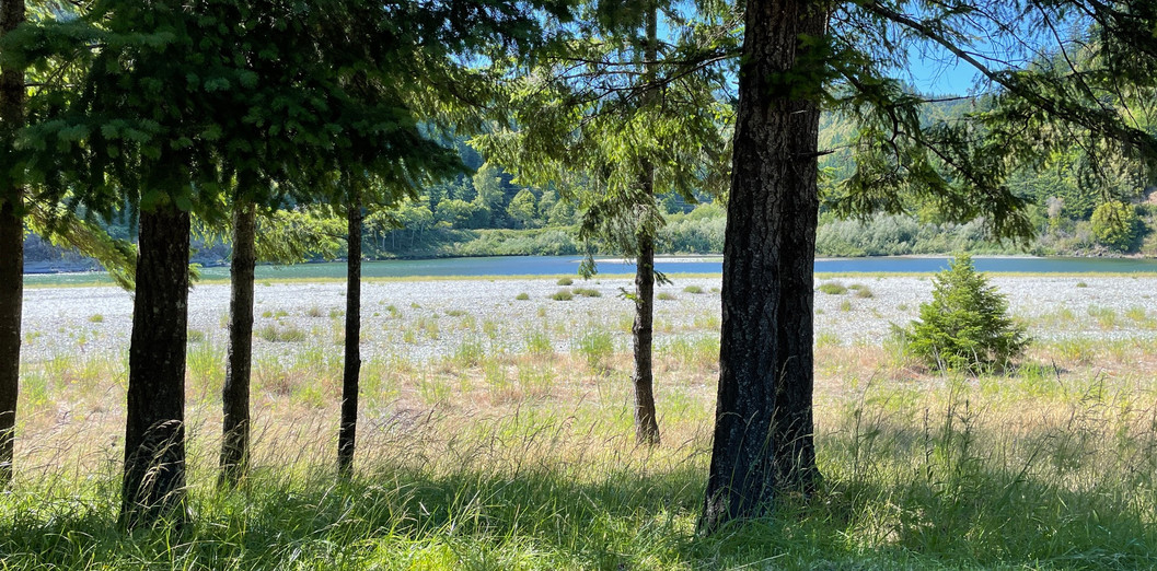 Huntley Park Campground, Gold Beach Oregon