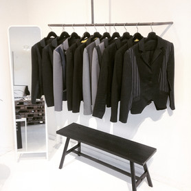 New Line Frank blazers at the store!