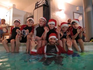 Plongée de Noel - Cours Enfants