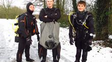 Sortie Plongée sous la neige !!!