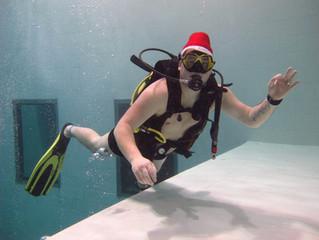 Plongée de Noel au Nemo 33
