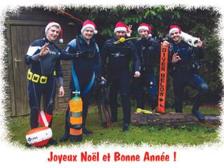 Joyeux Noel & Bonne Année !!!