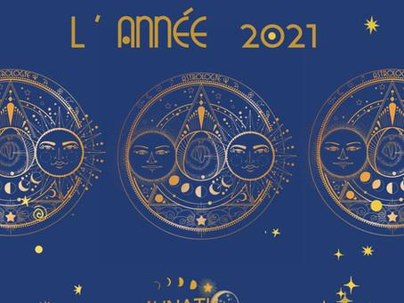 Podcast Bonus sur l' Astrologie - L'Energie 2021