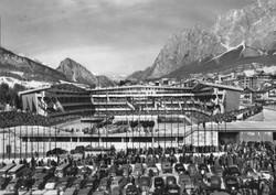 Cortina Olimpiadi Invernali 1956