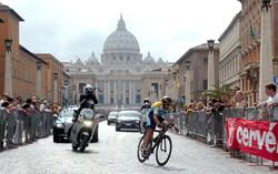 Lance Armstrong - Giro d'Italia  2009