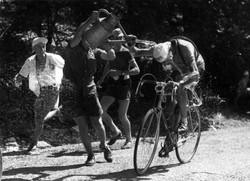 Fausto Coppi - Mont Ventoux 1952
