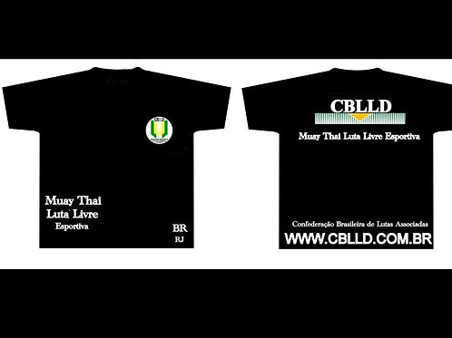 Camisa CBLLD PASSEIO:Click na foto para fazer o pagamento