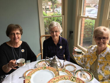 Joyce Smith, Louise Applegate, Ruth Arnett