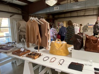 Natalie Chanin's business in Florence