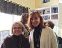 Bev Puckett & Cathleen Blackwell