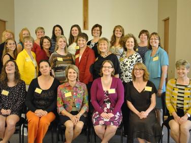 Chapter AL, Madison, AL Organized: October 12, 2013