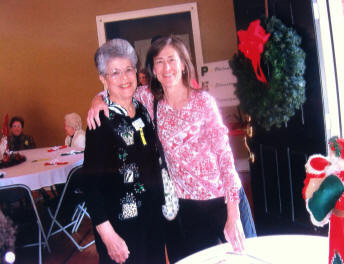 Barbara Marsee and Ellyn Hix