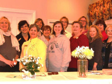 Chapter Z January birthday and Founders meeting was held on January 5, 2015, hosted by Holly Carpenter and Cheryl Watrous. January 18, 2016marks Chapter Z's 24th birthday.