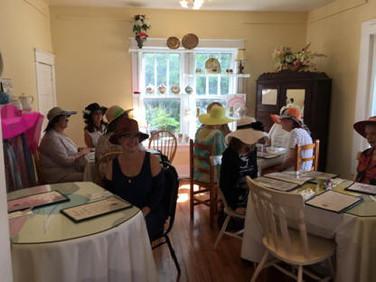 Tea Room Luncheon