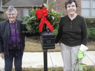 Harriet Cloud and Margaret Balch