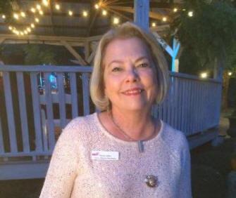 Nancy Sites, P.E.O. Alabama State President
