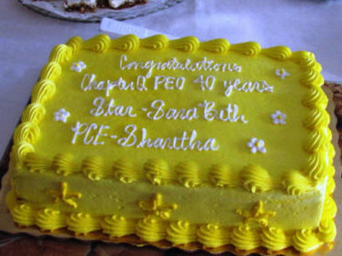 Chapter Q is 40 Years Old! Congratulations!