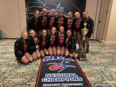 Chapter P is so proud of Lauren Ann Holmes, our STAR candidate. The Rebelettes from Vestavia Hills City Schools were crowned national champions at the national dance competition in Orlando.