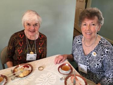 Carol Merritt, Marianne Stevens, AL PSP