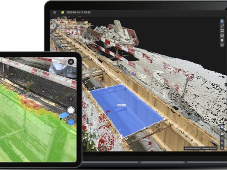 SoftwarePix4DcatchdanPix4Dclouduntuk Photogrammetry Infrastruktur