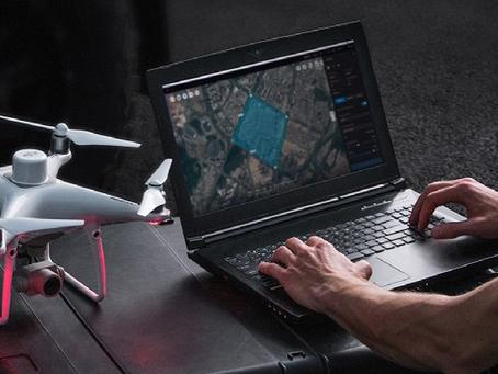 Update Software Mapping Drone DJI Terra Electrity: 4x Lebih Cepat Untuk Membuat Model Photogrammetry