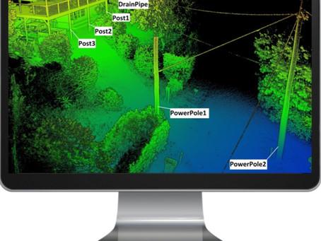 Bagaimana Akurasi LIDAR Sebagai Pemindai Genggam Dalam Mengukur Objek Tiang Dan Pipa Pembuangan?