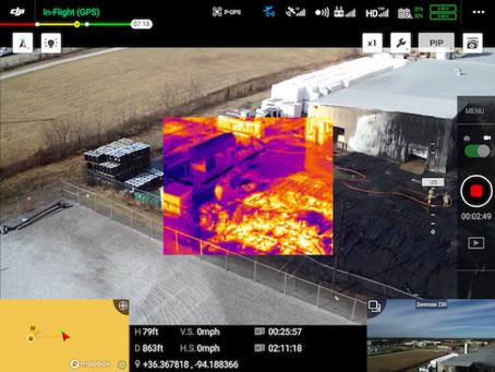 3 Keunggulan Drone Thermal DJI untuk Peningkatan Situasi Darurat dan Inspeksi Aset