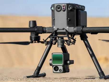 4 Fitur Unik Drone DJI M300 RTK dan Payload Zenmuse H20 Series Bermanfaat untuk Sektor Security