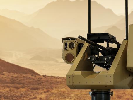 Peluncuran Antidrone Generasi Pertama Di Dunia Dengan Bobot Ringan Untuk Perlindungan Dari Drone
