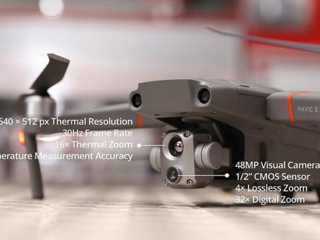 Peluncuran Drone Survey dan Inspeksi DJI Mavic 2 Enterprise Advanced