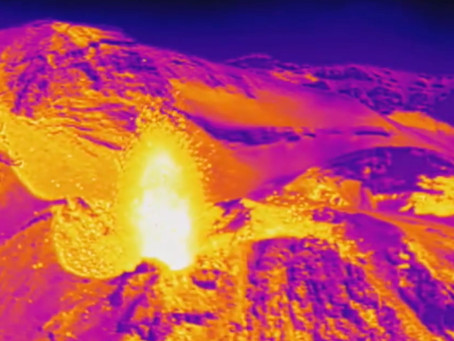 Drone DJI Membantu Ahli Geologi & Vulkanologi Untuk Survey & Mapping Gunung Berapi Dalam Bentuk 3D
