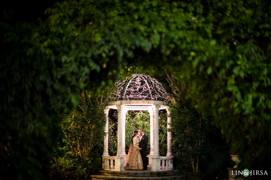 Suneetha + Ryan at Villa Lombardi's