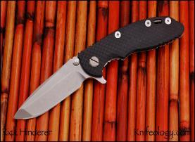 "Gen III XM18 3"" Custom, Spanto, Carbon Fiber"