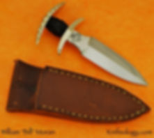 Bill Moran Lady Margaret Push Dagger 3 .