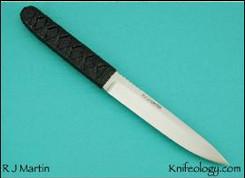 Kozuka, W2, Black Ray Skin & Black Leather