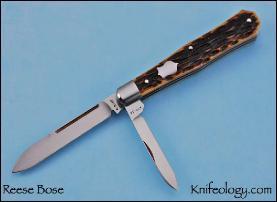 """Coffin Jack, 3"""", Remington Bone,"""