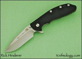 XM24 Custom, Spear Point