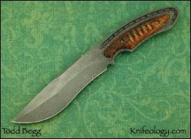 Arango Prototype, Koa Wood & Rob Thomas Typhoon Damascus