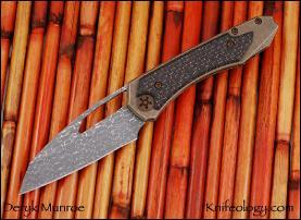 Sigil, Nichols Lizard Skin Damascus, LSCF