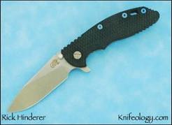 XM18 Slicer Bronze Frame, Blue Ano Hardware