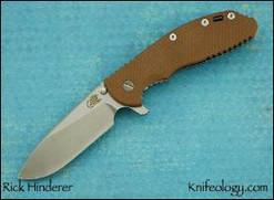 XM24, Slicer Grind, Earth Brown