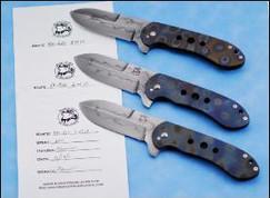 BKEDC Ltd Ed Serial #'s 3 thru 5
