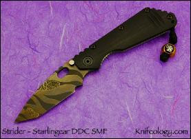 Strider Starlingear Collab - DDC SMF Carrier Bead - front