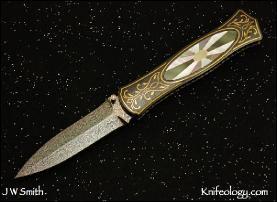 Sunburst Mosaic Dagger